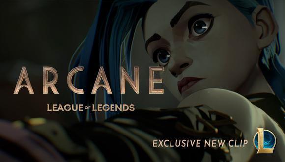 League of Legends: nuevo tráiler de Arcane, la serie anima da que llegará a Netflix. (Foto: Riot Games)