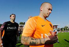"""""""Podría haber alcanzado el nivel de Messi y Cristiano"""": las duras revelaciones de Wesley Sneijder"""
