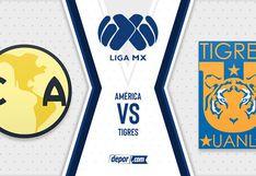Vía TUDN EN VIVO: América vs. Tigres se enfrentan por fecha 2 del Clausura 2020 Liga MX en el Azteca