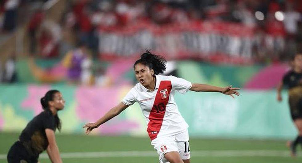 Steffani Otiniano fichó por Minas Icesp para jugar el Brasileirao Femenino este 2020. (Foto: Giancarlo Avila)