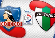 Arranca el 'Cacique': Colo Colo vs. Palestino EN VIVO vía CDF por fecha 1 del Campeonato Nacional 2020