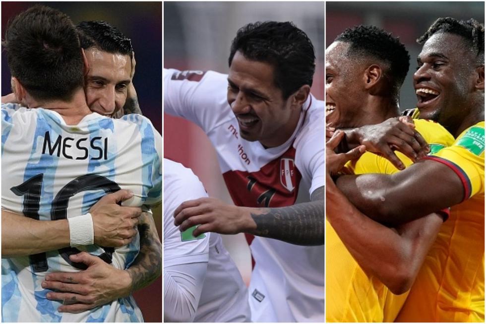 Los valores de la selecciones en la Copa América. (Getty)