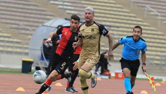 Melgar empató 2-2 con Cusco FC (Foto: Liga 1)