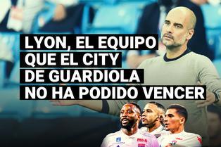 Hegemonía francesa, el Manchester City de Guardiola busca derrotar por primera vez al Lyon