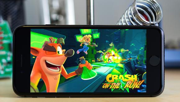 Crash Bandicoot: On the Run! (Foto: Geeky)