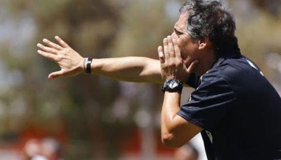 Mario Salas debutó con derrota en Egipto.