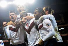 Enorme gesto: el Lille francés cambia los colores de su estadio y le rinde homenaje al Perú [FOTO]