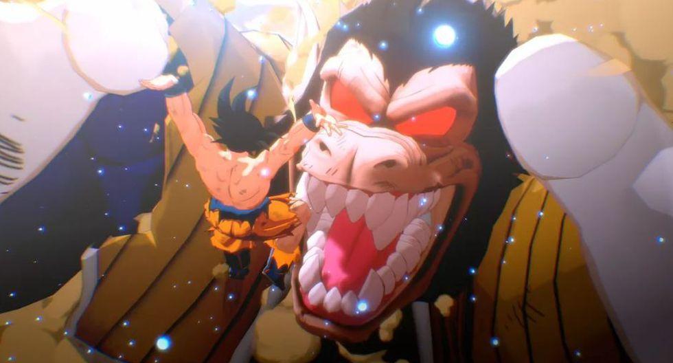 """""""Dragon Ball Z: Kakarot"""" fue el juego más vendido de la última semana en Reino Unido."""