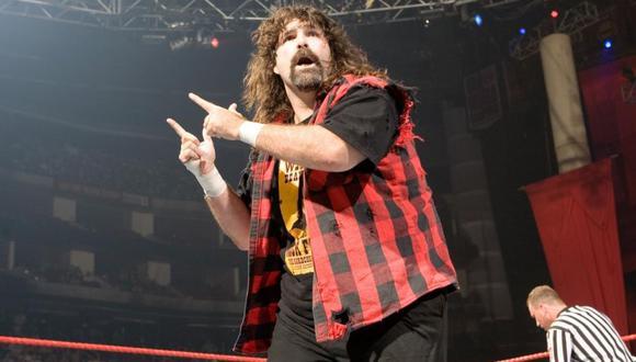"""Mick Foley y una ácida visión tras el ascenso de AEW: """"WWE ya no es el lugar al que los luchadores aspiran llegar"""". (WWE)"""