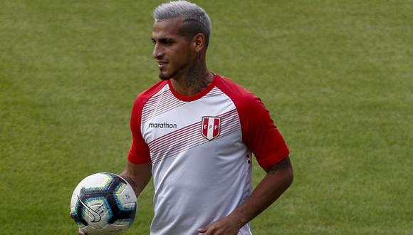 Miguel Trauco ya piensa en la fecha doble de las Eliminatorias. (Foto: AFP)