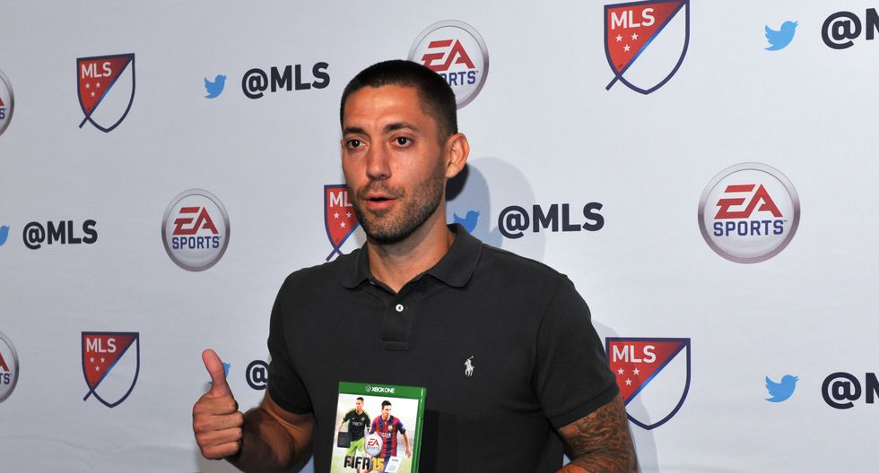 Clint Dempsey - New England Revolution (2004-2007), Seattle Sounders FC (2013-2018) (Foto: AFP)