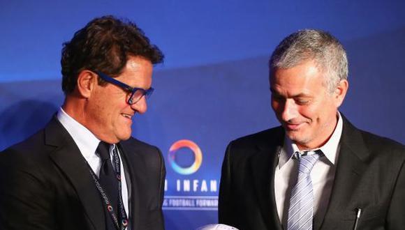 Fabio Capello conquistó el 'Scudetto' en 2001 con la Roma. (Foto: Getty Images)
