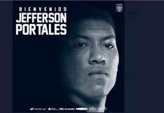 Otro nuevo rostro en la defensa: Alianza Lima anuncia fichaje de Jefferson Portales