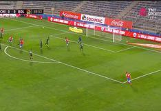 Después de tanto intentar: Pulgar anotó el 1-0 de Chile vs. Bolivia [VIDEO]