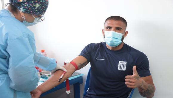 Primer equipo de Alianza Lima pasó las pruebas médicas. (Foto: Alianza Lima)