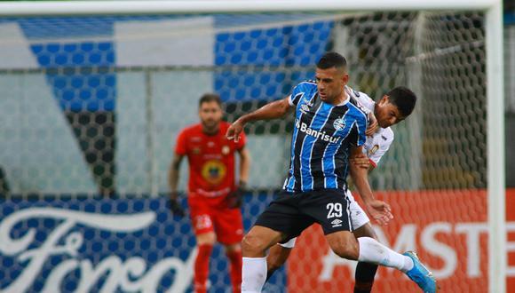 Ayacucho FC y Gremio se medirán en Quito por la vuelta de la Fase 2 de la Copa Libertadores 2021. (Foto: @Libertadores)