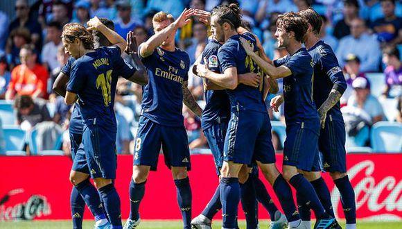 Real Madrid podría sumar un nuevo mediocampista en los próximos días. (Getty)