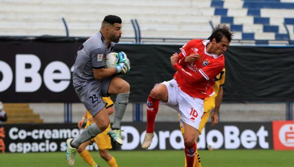 Cienciano y Cantolao empataron 0-0 (Foto: Liga 1)