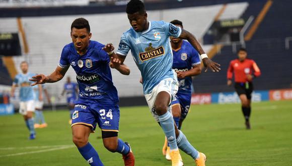 Sporting Cristal debutará con Binacional en la Liga 1 (Foto: FPF)