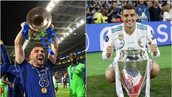 Mateo Kovacic ya ha ganado la Champions League con Real Madrid y Chelsea. (Getty)