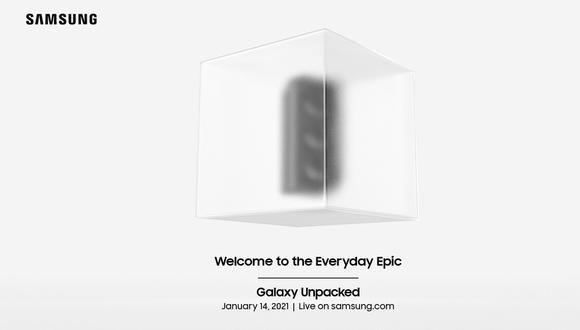 Samsung confirma la llegada del Galaxy S21 con este increíble comercial. (Foto: Samsung)