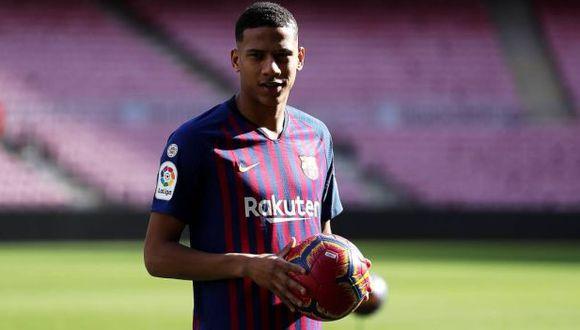 Jean-Clair Todibo tiene contrato en Barcelona hasta el año 2023. (Foto: Getty)