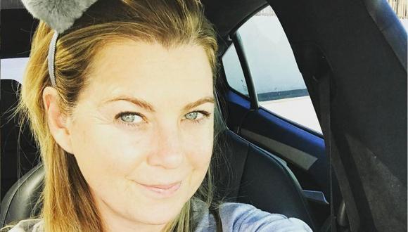 """Ellen Pompeo, la actriz le dio vida a """"Meredith Grey"""", al igual que su personaje, ha ido madurando y evolucionando en el tiempo.  (Foto: Instagram/ Ellen pompeo)"""
