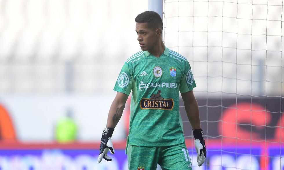 Renato Solís (Foto: Liga 1)
