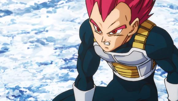 Dragon Ball Super: Vegeta afirma ser más fuerte que el Ultra Instinto. (Foto: Toei Animation)