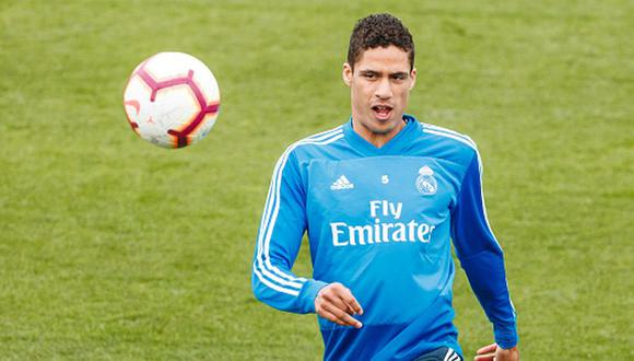 Raphael Varane tiene contrato con el Real Madrid hasta el 2020. (Getty)