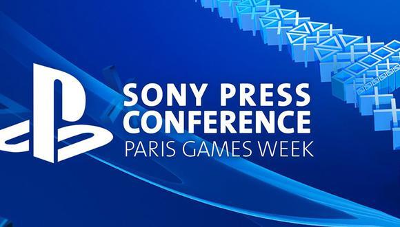 Sony en la Paris Game Week. (Foto: wccftech)