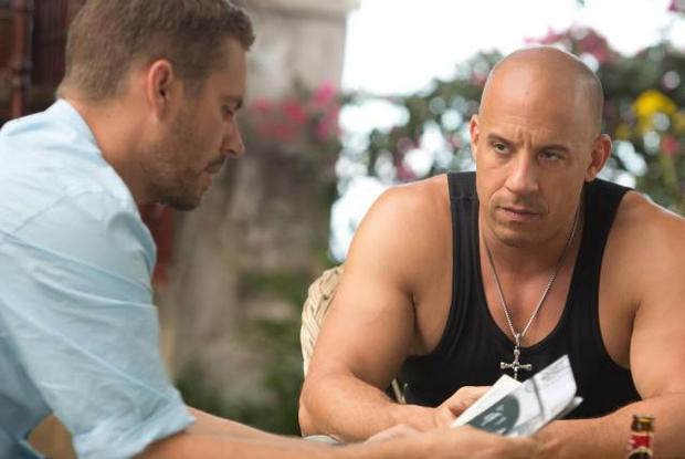 Vin Diesel's real name is Mark Sinclair Vincent.  Today he is one of the most beloved and highest paid actors in Hollywood (Photo: Universal Pictures)
