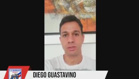 Diego Guastavino es parte de la campaña de Carlos A. Mannucci. (@camannucci)