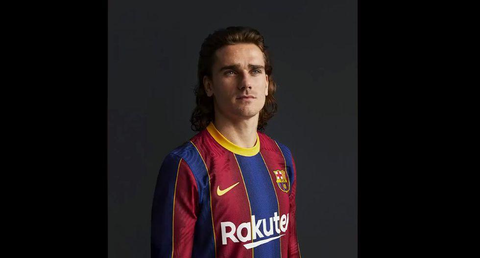 Barcelona presentó oficialmente su camiseta 2020-21 y ya se encuentra a la venta. (FC Barcelona)