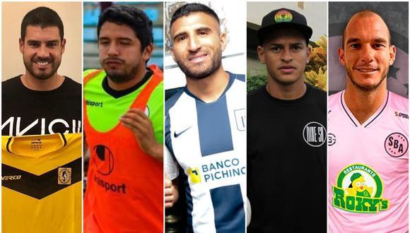 Fichajes 2020: así se mueve el mercado de pases del fútbol Peruano.