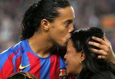 A causa del coronavirus: Ronaldinho confirma que su madre se encuentra en cuidados intensivos