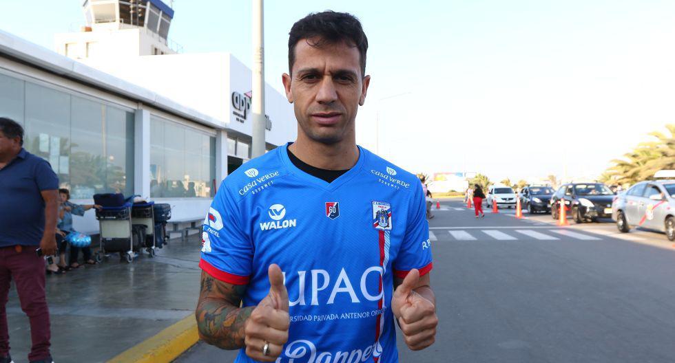 Guastavino llegó a Trujillo. (Foto: Celso Roldán)