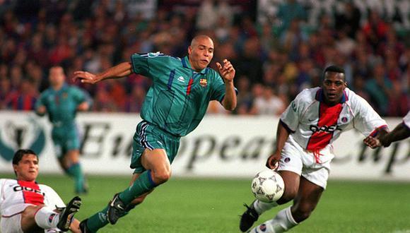 Ronaldo también jugó en el Real Madrid e Inter de Milán. (Getty)