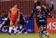 Independiente del Valle venció por 6-2 a Unión Española y selló su pase a la siguiente fase de la Copa Libertadores