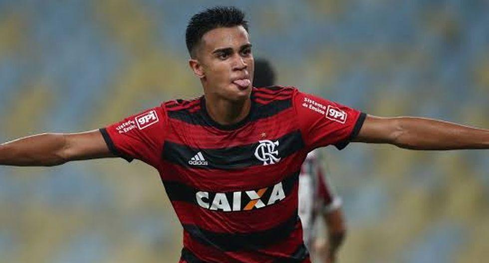 1. Reinier del Flamengo - de 15 a 25 millones de euros. (Foto: Getty)