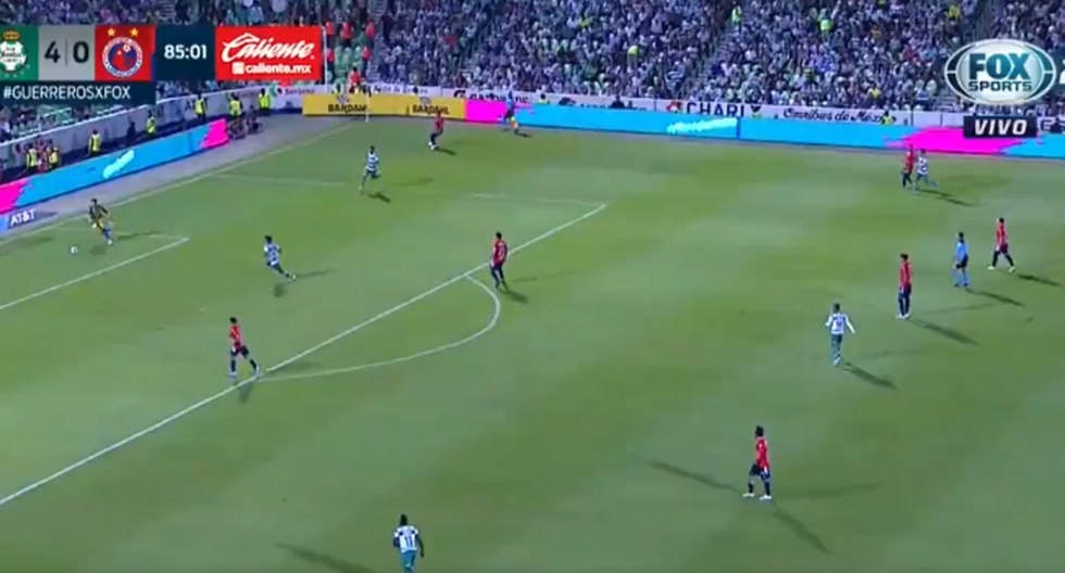 El blooper de Sebastián Jurado con Veracruz. (Video: YouTube)