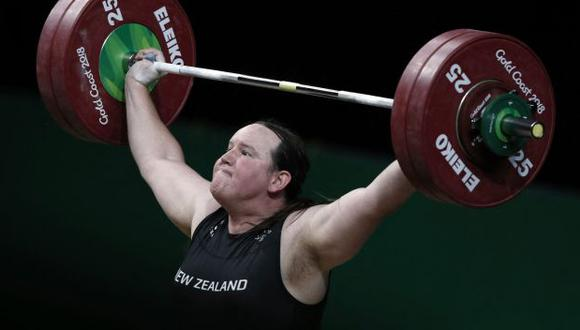 Laurel Hubbard fue seleccionada para competir en Tokio 2020. (Foto: AFP)