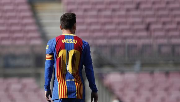 El Camp Nou de Barcelona tiene permitido recibir a los asistentes hasta en un 40% de su aforo.(Foto: Reuters)