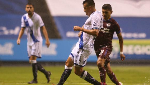 Cruz Azul y Puebla igualaron por la fecha 2 del Apertura 2020 Liga MX. (Foto: Twitter)