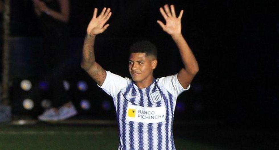 Wilder Cartagena continuará en Alianza Lima. (Foto: GEC)