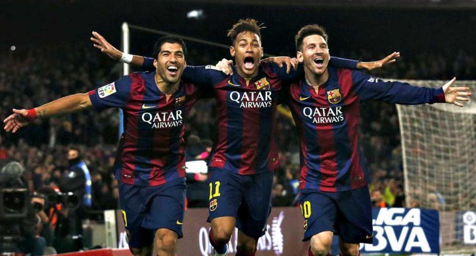 Neymar se habría ofrecido a los directivos del Barcelona para volver en el 2019. (AFP)