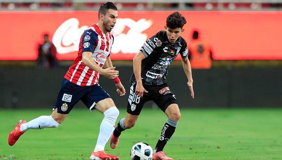 Chivas vs. Pachuca se vieron las caras este domingo por la jornada 9 de la Liga MX 2021 (Foto: Getty Images).