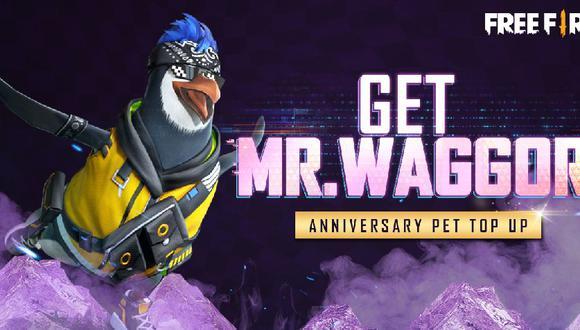 Free Fire OB28: tres razones para que Mr. Waggor sea tu mascota favorita en junio de 2021