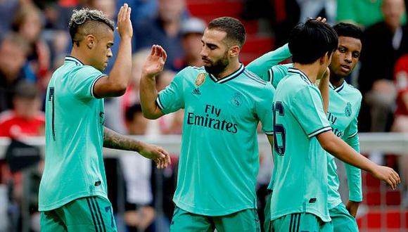 Real Madrid viene de ganarle al Celta de Vigo por LaLiga. (Foto: Getty Images)