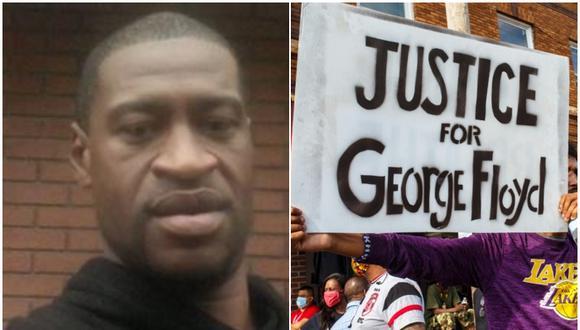 George Floyd falleció a los 46 años durante una custodia policial en Minneapolis. (Difusión)
